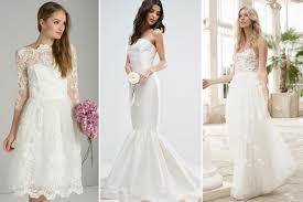 High Street Wedding Dresses The Best High Street Wedding Dresses Under 400 London Evening
