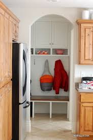 laundry room and mudroom before and after