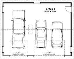 size of a three car garage three car garage floor plans 3 car garage sq ft floor plan 3 car