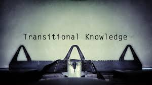 more than just a typewriter the power of transitional knowledge