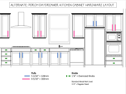what size should a kitchen be to an island the right length cabinet pulls for doors and drawers