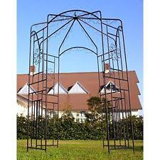 Garden Trellis Archway Metal Garden Window Trellis Arch Outdoor Arbor Balcony Patio Home