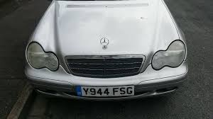 Srs Light On Mercedes C220 Cdi Srs Light On In Cleethorpes Lincolnshire