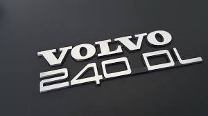 volvo logo used volvo 240 emblems for sale