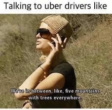 Meme Uber - talking to uber drivers like meme xyz