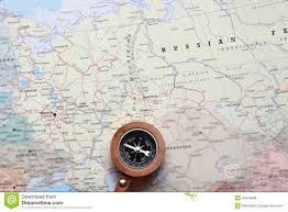 Russian Map Russia Map Stock Photos Royalty Free Stock Images