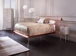 Rose Gold Bed Frame Eye For Design Decorating With Rose Gold