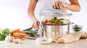 cuisine saine panier vapeur pyrex l allier de la cuisine saine et gourmande