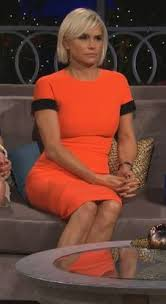 yolanda fosters hair yolanda foster s orange black season 4 reunion dress big