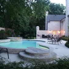 inground swimming pool designs ideas great 1480 best images about