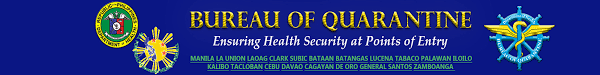 bureau of bureau of quarantine ensuring health security at points of entry