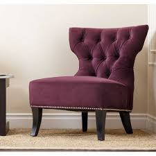 Colorful Chairs For Living Room Purple Accent Chairs Living Room Chair 2018 Also Fascinating Plum