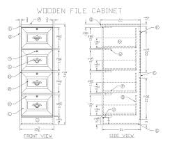 Lateral File Cabinet Plans Plans For File Cabinet Plans Diy Free Entertainment
