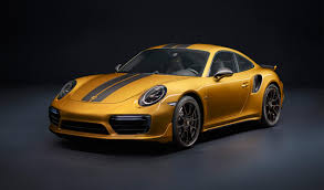 new porsche 911 new porsche 911 turbo s exclusive series is the most powerful yet