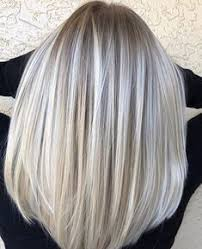 how to bring out gray in hair platinum white butter blonde hair color with dirty blonde warm