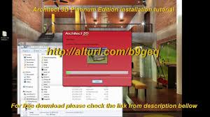 Home Design Deluxe 6 Free Download Architect 3d Platinum Free Download And Install Tutorial Youtube