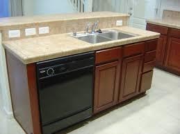 sink in kitchen island solid walnut wood counter tops kitchens island sinks kitchen island