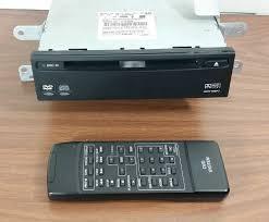 2002 2003 2004 honda odyssey dvd player w remote control oem