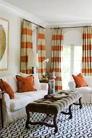 Remodelaholic Best Colors For Your Home Orange - Decor pad living room