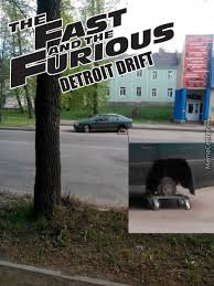 Detroit Meme - detroit drift by fringe meme center