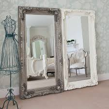 Framed Bathroom Mirror Long Mirrors For Walls Decorate A Mirror On Bag Storage Framed