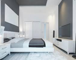 chambre style moderne chambre à coucher de luxe avec un lit dans un style moderne