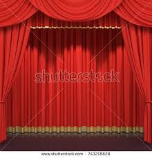 Movie Drapes The End Movie Stock Images Royalty Free Images U0026 Vectors
