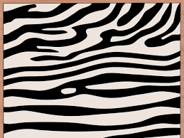 how to draw zebra stripes 14 steps with pictures wikihow