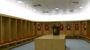 arsenal u0027s amazing dressing room design at the emirates youtube
