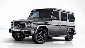 limited edition mercedes the special mercedes g class limited edition