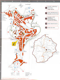 Map Of Capri Italy by Large San Gimignano Maps For Free Download High Resolution And