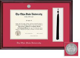 ohio state diploma frame barnes noble the ohio state bookstore framing