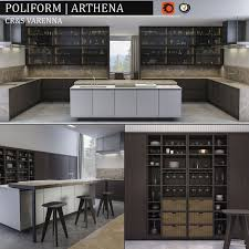kitchen collection kitchen collection 3d model cgtrader