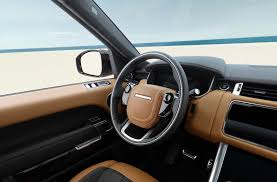 range rover interior car interior photography 360 virtual tours and 360 panoramic