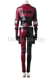 custom made harley quinn cosplay costume injustice 2 cosplay