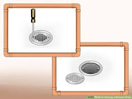 5 ways to unclog a shower drain wikihow