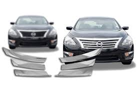 nissan altima 2013 new price 2013 2015 nissan altima chrome grille insert overlay trim