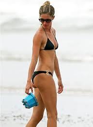 skimpy swimwear for 2014 gisele bundchen wears a sexy black bikini in costa rica instyle com