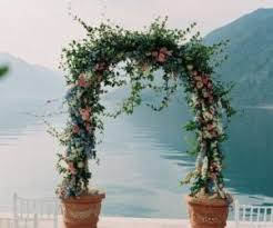 wedding arches made from trees bohemian wedding arches turn any space into a enclave