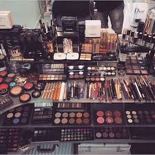 i want a lot of makeup for christmas because i want to start a