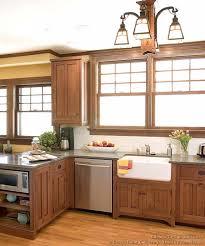 cabinets for craftsman style kitchen craftsman kitchen design ideas and photo gallery