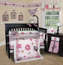 Baby Crib Bumper Sets by Baby Boutique Ladybug 13 Pcs Crib Bedding Set