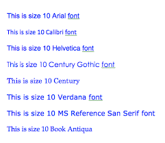 What Size Font To Use For Resume What Font And Size To Use For Resume 28 Images Font Size On