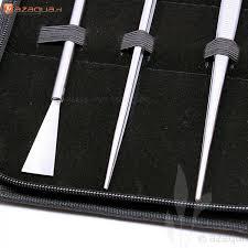 Aquascaping Tools Azaqua 5 Piece Tool Set Aquascape Layout Tools