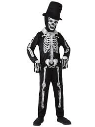 boys skeleton suit bond day of the dead groom costume halloween