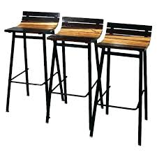 Bar Stool Sets Of 3 Bar Table And Stool Set 3 Bar Table Set With Wine Rack Base