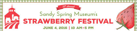 strawberry festivals in 2017 where when and more to find a