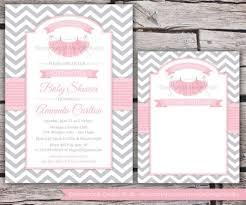 carlton invitations baby shower invitation tutu baby shower invitation and thank