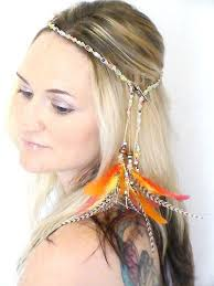 hippie hair accessories 61 best hippie in me images on feathers hair