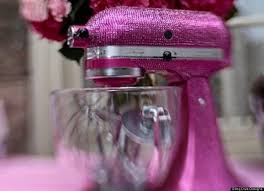 Purple Kitchenaid Mixer by Stand Mixers Get Pimped Out Photos Huffpost